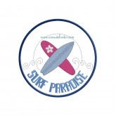 Surf Paradise - Patch