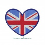 Coeur Union Jack