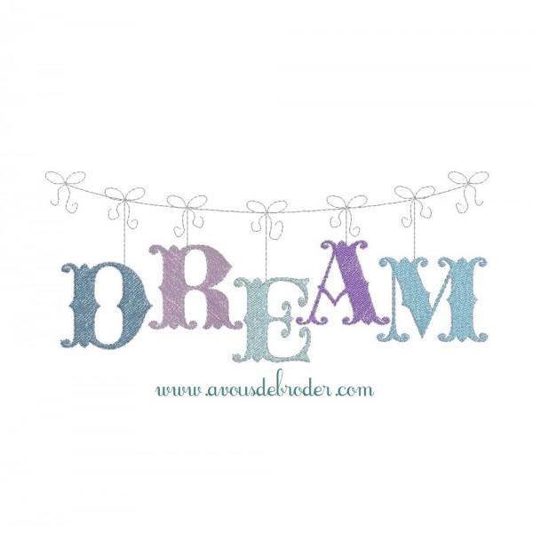 Dream (sur le fil)