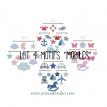 LOT 4 MOTIFS *MOBILE*