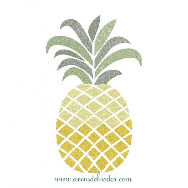 Ananas - Photo image design ...