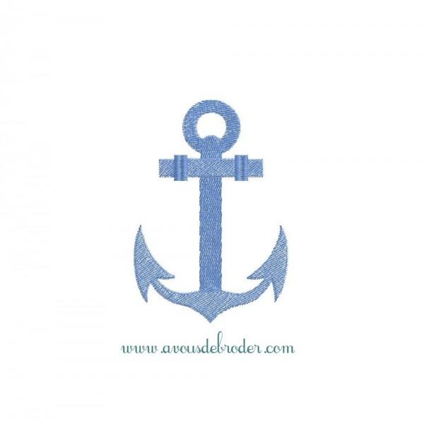 Ancre de Marine