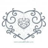 Coeur Volutes