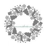 Magie de Noël - fichier découpe