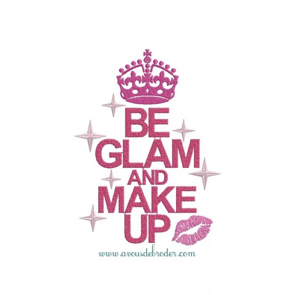 Be Glam & Make up