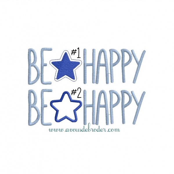 Be * Happy