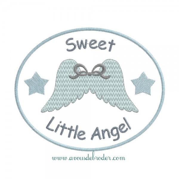 Sweet Little Angel - étoiles