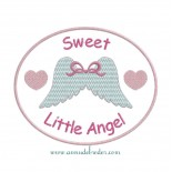 Sweet Little Angel - coeurs