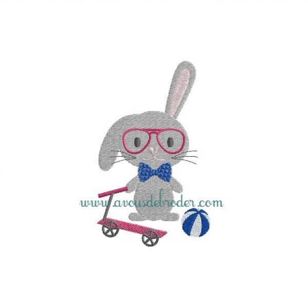 Lapin Hipster