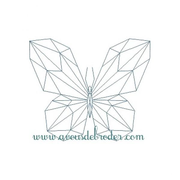 Papillon Origami 1
