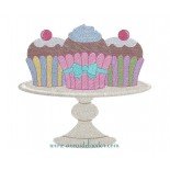 Présentoir Cupcakes