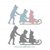 Enfants & Luge