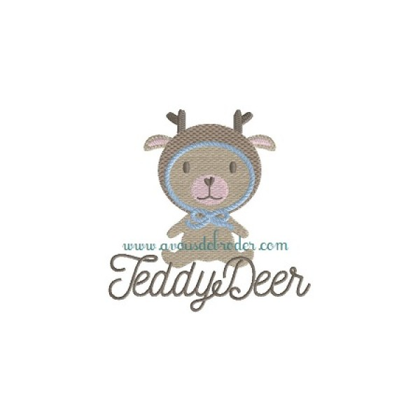 Teddy Deer
