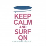 Keep Calm & Surf On