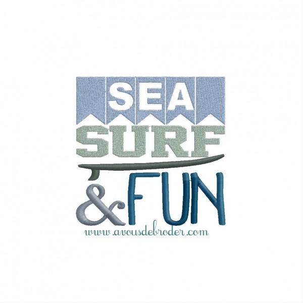 Sea Surf & Fun