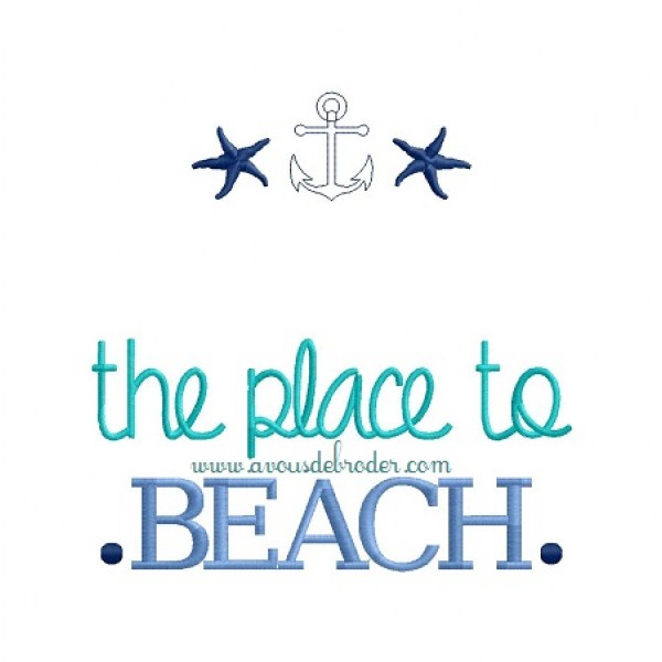 The Place to Beach #3
