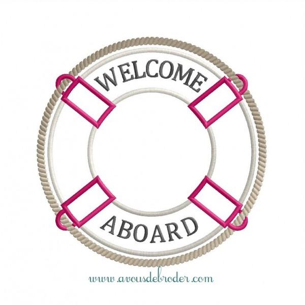 Bienvenue à bord